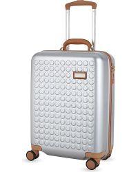 Dot Drops - Chapter 4 Four-wheel Cabin Suitcase 55cm - Lyst