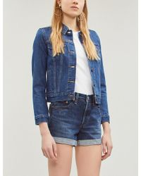 Levi's - 501 High-rise Denim Shorts - Lyst