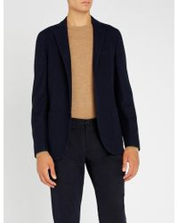 Slowear - Leisure-fit Wool-blend Blazer - Lyst