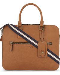 ALDO Mireaviel Leather Briefcase
