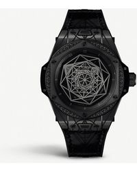 Hublot - Big Bang Ceramic Watch - Lyst