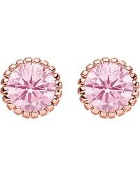 Thomas Sabo - Glam & Soul 18ct Rose Gold-plated Zirconia Earrings - Lyst