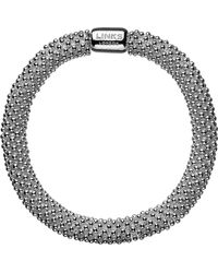 Links of London - Effervescence Star Medium Sterling Silver Bracelet - Lyst