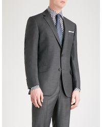 Richard James - Basketweave Slim-fit Wool Jacket - Lyst