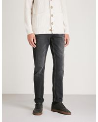Brunello Cucinelli - Traditional-fit Skinny Jeans - Lyst