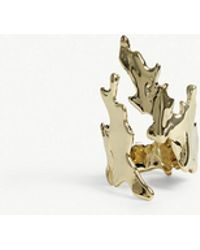 Annelise Michelson - Sea Leaves Ring - Lyst