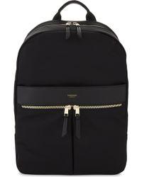Knomo - Black Mayfair Beauchamp Backpack - Lyst