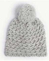 UGG - Yarm Pom Pom Hat - Lyst