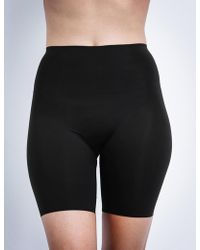 Spanx - Thinstincts Mid-thigh Shorts - Lyst