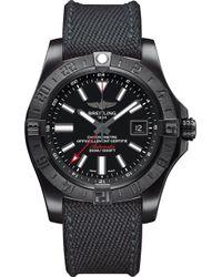 Girard-Perregaux - M3239010/bf04 253s Avenger Ii Gmt Steel Watch - Lyst