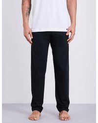 La Perla - Challenge Cotton Trousers - Lyst