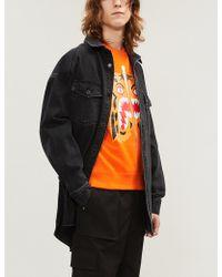 A Bathing Ape - Tiger-motif Cotton-jersey Sweatshirt - Lyst