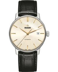 Rado - R22860105 Coupole Classic Rose Gold Watch - Lyst