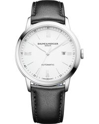 Baume & Mercier - M0a10332 Classima Stainless Steel Watch - Lyst