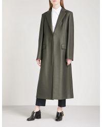Jil Sander - Europe Wool Coat - Lyst