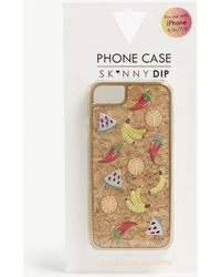 Skinnydip London - Fruit Salad Iphone 6/6s/7/8 Case - Lyst
