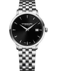 Raymond Weil - 5488-st-20001 Toccata Stainless Steel Watch - Lyst