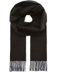 Tom Ford - Solid Cashmere Scarf - Lyst
