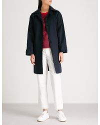 Claudie Pierlot - Ginger Trench-coat - Lyst