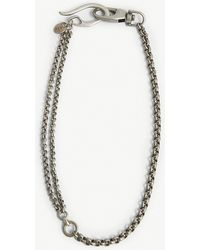 Eleventy - Three-chain Necklace - Lyst