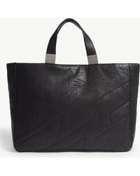 Zadig & Voltaire - Carla Matelasse Leather Shopper - Lyst