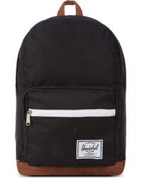 Herschel Supply Co. - Pop Quiz Backpack Black - Lyst
