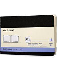 Moleskine - Art Plus Pocket Sketch Album - Lyst