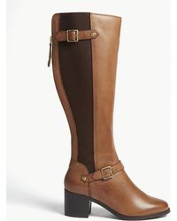 Office - Kestrel Leather Riding Boot - Lyst