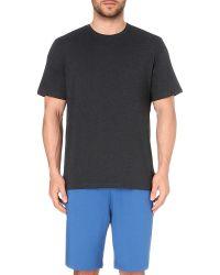 Derek Rose - Marlowe Crew-neck T-shirt - Lyst
