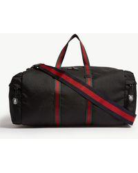 1e532e27d15f53 Gucci Techno Canvas Tote Bag in Black for Men - Lyst