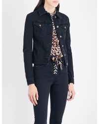 Rockins - Ladies Vintage Classic Denim Jacket - Lyst