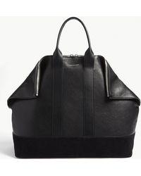 Alexander McQueen - De Manta Weekender Bag - Lyst