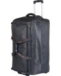 Lipault - Foldable Wheeled Duffel Bag 75cm - Lyst