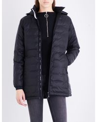 Canada Goose | Camp Quilted Jacket | Lyst