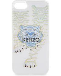 coque iphone 7 kenzo tigre