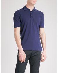 Slowear | Slim-fit Cotton Polo Shirt | Lyst