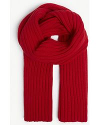 Pringle of Scotland - Ribbed Scarf - Lyst
