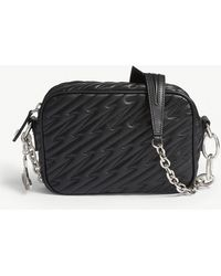 Vivienne Westwood - Coventry Quilted Leather Cross-body Bag - Lyst