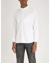 Burberry - Harry Regular-fit Cotton Oxford Shirt - Lyst