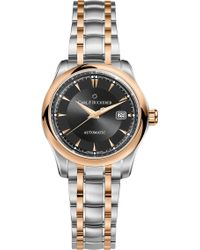 Carl F. Bucherer - Stainless Steel And Rose Gold Watch - Lyst