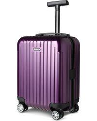 Rimowa - Salsa Air Four-wheel Mini Suitcase 43cm - Lyst