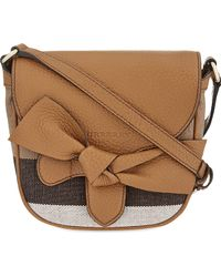 Burberry Crossbody Bow Bag