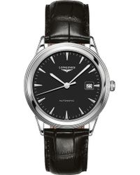 Longines - L4.874.4.52.2 Flagship Stainless Steel Watch - Lyst