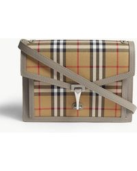 Burberry - Small Vintage Check Cross-body Bag - Lyst d2d6c43d904d5