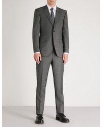 Gieves & Hawkes - Slim-fit Wool Wedding Suit - Lyst