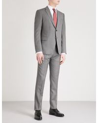 Emporio Armani   Modern-fit Wool Suit   Lyst