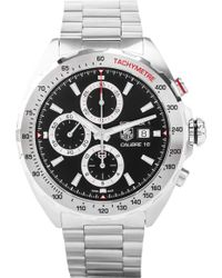 6a992a297151f Tag Heuer - Caz2015ba0876 Formula 1 Stainless Steel Chronograph Watch - Lyst
