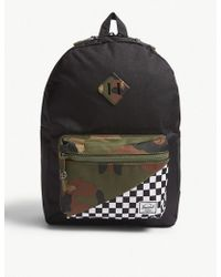 Herschel Supply Co. - Heritage Youth Xl Camo And Racing Flag Backpack - Lyst