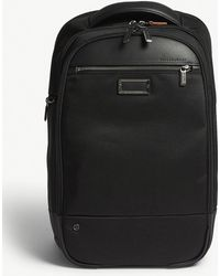 Briggs & Riley - @work Medium Nylon Backpack - Lyst