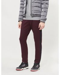 PAIGE - Hutton Relaxed-fit Stretch-jersey jogging Bottoms - Lyst